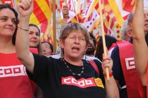 CCOO_UGT_protesta_sindicats