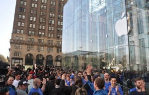 iPad-Apple-New York