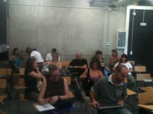 Classe_UdG_Comunicació_Periodisme