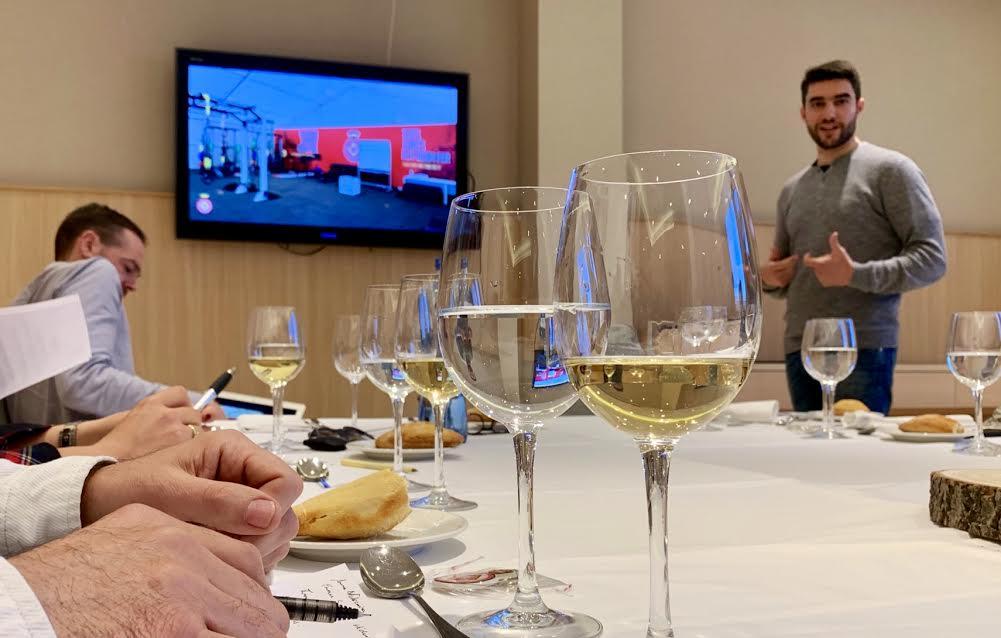 Aran Navarro presenta els valors de marca Girona Futbol Club