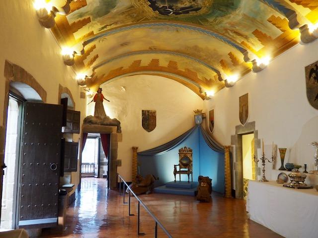 Castell Gala Dalí a Púbol Blog Eduard Batlle